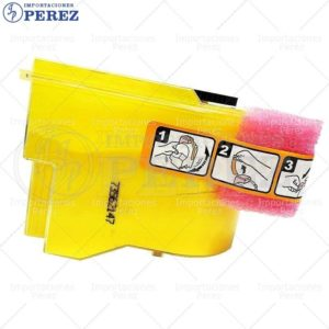 Toner Yellow Cartucho Bizhub C350