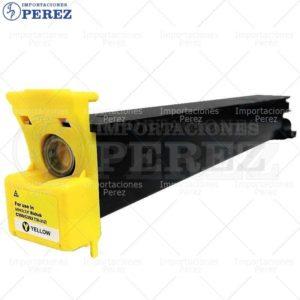 Toner Yellow Cartucho Bizhub C300