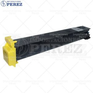 Toner Yellow Cartucho Bizhub C353
