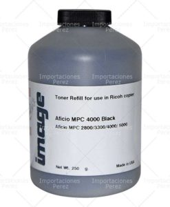 Toner Black Recarga Aficio MP-C4000