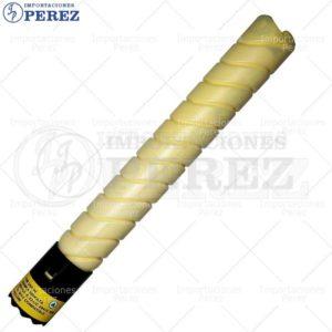 Toner Yellow Cartucho Bizhub C224