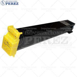 Toner Yellow Cartucho Bizhub C353