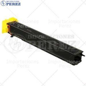 Toner Yellow Cartucho Bizhub C451