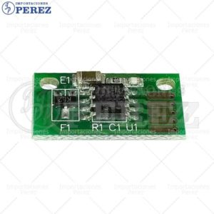 Chip Black Bizhub C300