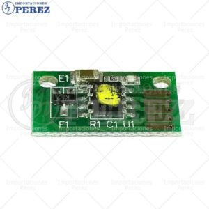 Chip Yellow Bizhub C250