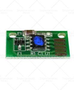 Chip Cyan Bizhub C300