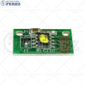 Chip Yellow Bizhub C300