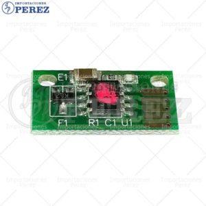Chip Magenta Bizhub C300