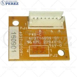 Chip Black Bizhub C350 - Image - Unidad de Imagen