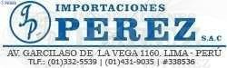 Importaciones Perez S.A.C