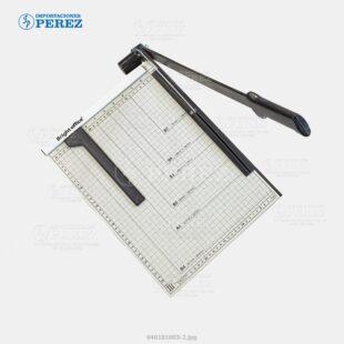 por fallas de fábrica; no por fallas de mal manejo del equipo - - - 0g - - - Original - Paper Cutter - 0040101003