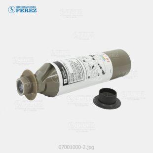 Toner Cartucho Negro (-) Mp- 301 301SP 301SPF  - Cartucho - 220g - Tolva - Compatible - Katun Perfomance - 007001000