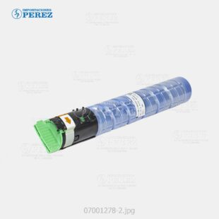 Toner Cartucho Cyan (-) Mp- C2030 C2050 C2530 C2550 C2051 C2551  - Cartucho - 148g - Tolva - Compatible - Image - 007001278