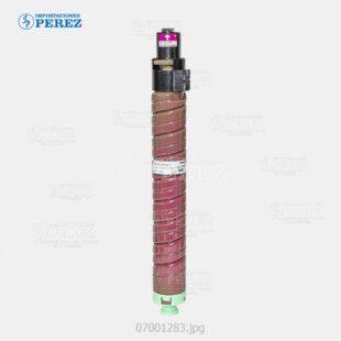 Toner Cartucho Magenta (-) Mp- C3002 C3502  - Cartucho - 370g - Tolva - Compatible - Image - 007001283