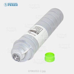 Toner Cartucho Negro (Type 6110D) Af- 1060 1075 2051 2060 2075  - Ap- 900  - Mp- 5500 6500 7500 6000 7000 8000 6001 7001 8001 9001 6002 7502 9002 7503 9003  - Cartucho - 1100g - Tolva - Compatible - A - 007001552