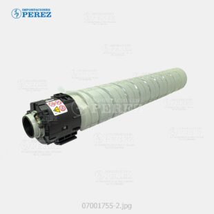 Toner Cartucho Black (-) Mp- C4503 C5503 C6003 C4504 C5504 C6004  - Cartucho - 544g - Tolva - Original - Original - Ricoh - 007001755