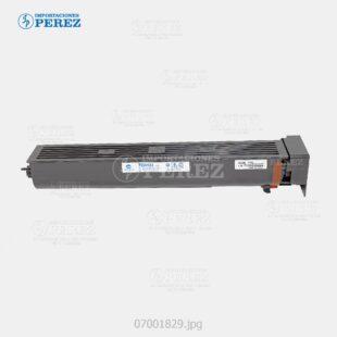 Toner Cartucho Black (Tn712K) Bizhub - 654 754 654e 754e  - Cartucho - 980g - Tolva - Original - Original - Konica Minolta - 007001829
