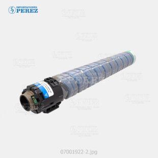 Toner Cartucho Cyan (ImC6000) Im- C4500 C6000  - Cartucho - 400g - Tolva - Compatible - Intercopy - 007001922