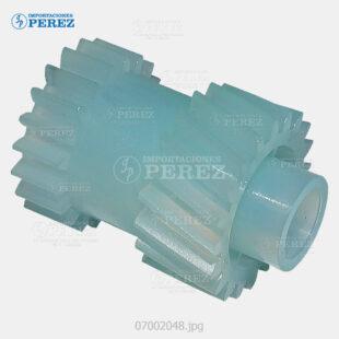 Gear FT-4222 4415 4418 4421 - 20T - Fusor   Original - 007002048