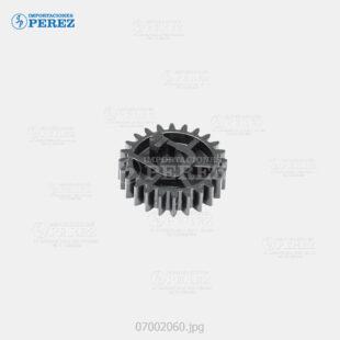 Gear 24T Negro (Colector Toner) Af- 1060 1075 2051 2060 2075  - Mp- 5500 6500 6000 7000 8000 7500 6001 7001 8001 9001 6002 7502 9002 6503 7503 9003  - - - 0g - Unid. Imagen - Original - Original - Ric - 007002060