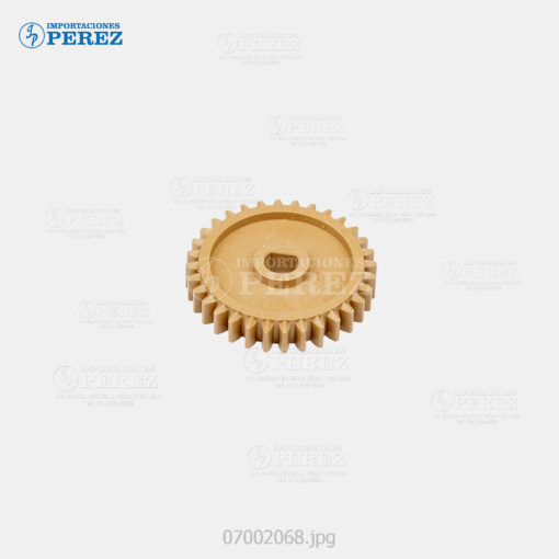 Gear DI-450 470 550 - Fusor - Web Roller Bloque Manta  Original