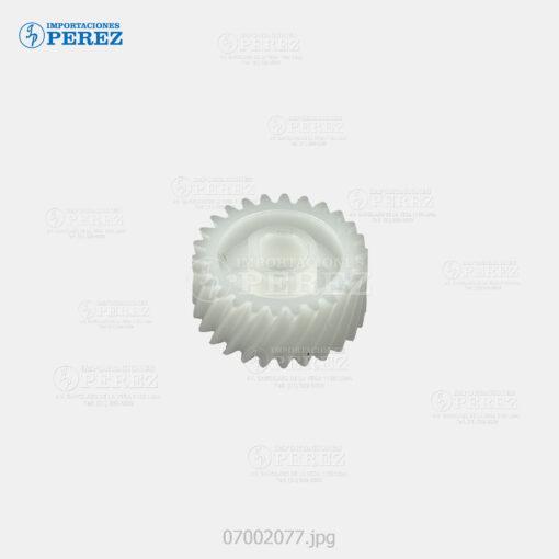 Gear DI-551 650 5510 7165 7210 - 26T - Revelado  Original
