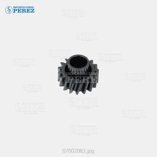 Gear Af-1060 1075 2051 2060 2075 - Mp-6001 7001 - 17T - Unid. Revelado  Original