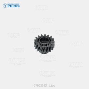 Gear Af-1060 1075 2051 2060 2075 - Mp-6001 7001 - 17T - Unid. Revelado   Original - 007002083