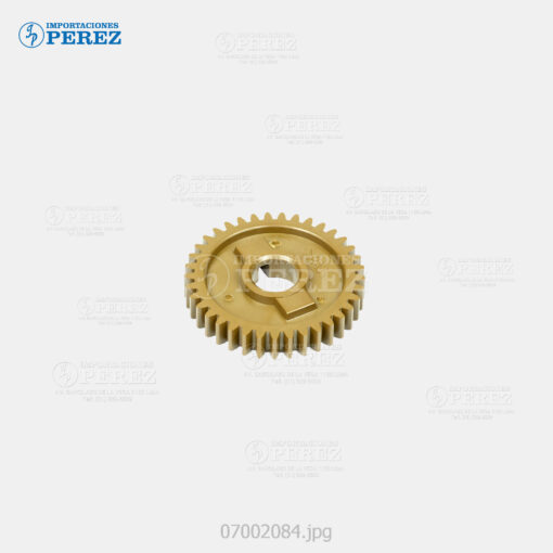 Gear Di-551 650 5510 7210 - Bizhub5510 7210 - K-7155 7165 - 37T - Manta Siliconada - Original