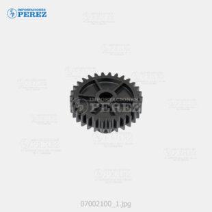 Gear Af-551 700 850 1050 1055 1085 1105 - 30T Bloque Casettera Nº 03 - Original - 007002100