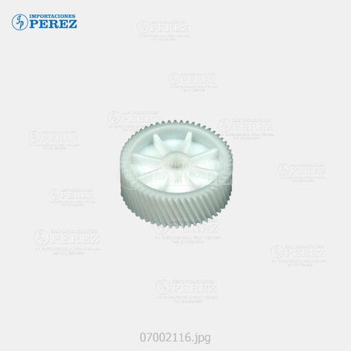 Gear BizhubC451 C550 C650 C452 C552 C652 - 55T - Acople Unid. Transferencia - Original