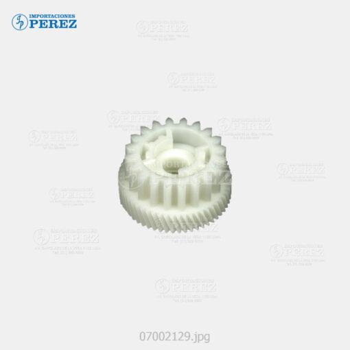 Gear Bizhub200 250 350 - 20 56T- Drive Section (Bloque Caja Negra) Di-2010 2510 3010 3510 - Original - Bizhub222 282 362