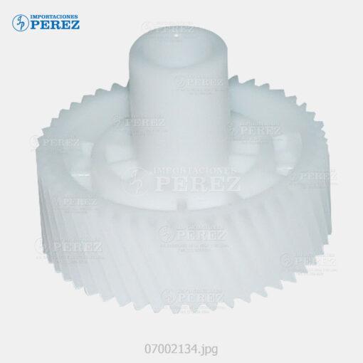 Gear 49T Blanco (Bloque Piñones (Caja Negra)) Bizhub 200 250 350 222 282 362 223 283 363 423 36 42 - Di- 2010 2510 3010 3510 - - - 0g - Caja Negra - Original - Original - Konica Minolta