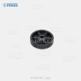 Gear 20 50T Negro (Bloque Manta) Mp- 4000 5000 4001 5001 4002 5002  - - - 0g - Unid. Fusora - Original - Original - Ricoh - 007002149