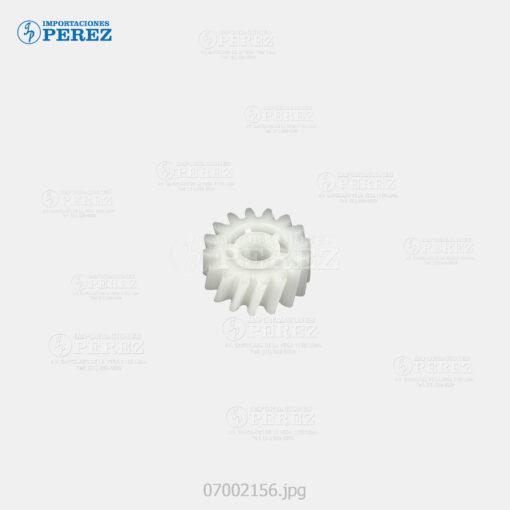 Gear 16T Blanco (Acople c Inversor) Bizhub C451 C550 C650 C452 C552 C652 - - - 0g - Cerca al Fusor - Original - Original - Konica Minolta