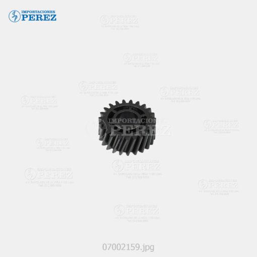 Gear 23T Negro (Unid. Imagen Black Color) Mp- C6000 C7000 C7500 C6501 C7501 - Pro- C550 C700 C550Ex C700Ex - - - 0g - - - Original - Original - Ricoh