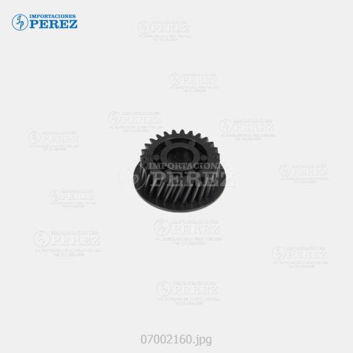 Gear 27T Negro (Unid. Imagen Black Color) Mp- C6000 C7000 C7500 C6501 C7501 - Pro- C550 C700 C550Ex C700Ex - - - 0g - - - Original - Original - Ricoh