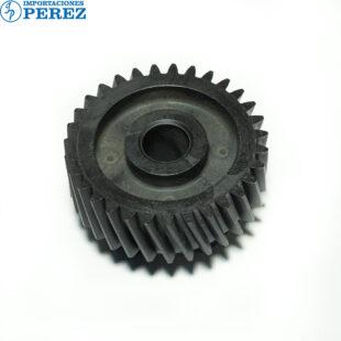 Gear Negro (Drive Fusor) Af- 1060 1075 2051 2060 2075 551 700 1055  - Mp- 5500 6500 7500 6000 7000 8000 6002 7502 9002 6503 7503 9003  - - - 0g - Unid. Fusora - Original - Original - Ricoh - 007002163