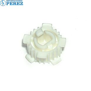 Gear 23T Crema (Duplex - Timing Pulley) Mp- C2030 C2050 C2550 C2051 C2551 C3500 C4500 C210 C300 C400 C401  - Pro- C7100 C7110  - - - 0g - Bloque Salida Papel - Original - Original - Ricoh - 007002227