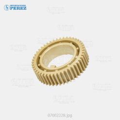 Gear 46T Caramelo (Rodillo Calor) Bizhub 360 420 500 361 421 501 - - - 0g - Unid. Fusora - Compatible - Cet