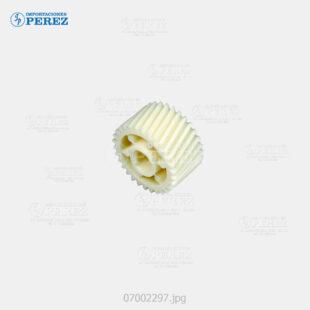 Gear 30T Crema (Motor Registro Papel) Mp- 9000 1100 1350  - Pro- 906 1106 1356 907 1107 1357 906Ex 1106Ex 1356Ex 907Ex 1107Ex 1357Ex  - - - 0g - Registro Papel - Original - Original - Ricoh - 007002297