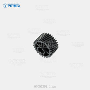 Gear 30T Negro (Motor Registro Papel) Mp- 9000 1100 1350  - Pro- 906 1106 1356 907 1107 1357 906Ex 1106Ex 1356Ex 907Ex 1107Ex 1357Ex  - - - 0g - Registro Papel - Original - Original - Ricoh - 007002298