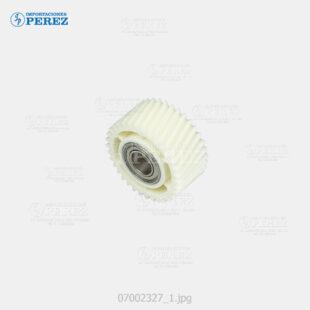 Gear 35T Crema (Registro Papel) Mp- 9000 1100 1350  - Pro- 906 1106 1356 907 1107 1357 906Ex 1106Ex 1356Ex 907Ex 1107Ex 1357Ex  - - - 0g - Registro Papel - Original - Original - Ricoh - 007002327