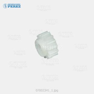 Gear 14T Crema (Tolva Toner) Af- 2090 2105 850 1050 1105  - Mp- 9000 1100 1350  - Pro- 906 1106 1356 907 1107 1357 8100 8110 8120 8200 8210 8220 C651 C751 906Ex 1106Ex 1356Ex 907Ex 1107Ex 1357Ex  - - - 007002341