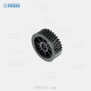 Gear 31T Negro (Revelado) Af- 1060 1075 2060 2075  - Mp- 5500 6500 7500 6000 7000 8000 6001 7001 8001 9001 6002 7502 9002 6503 7503 9003  - - - 0g - Unid. Revelado - Original - Original - Ricoh - 007002352