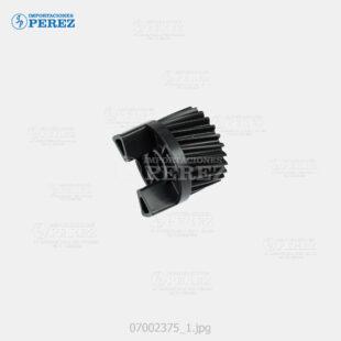 Gear 24T Crema (Bloque Principal Fusor) Mp- 4000 5000 4001 5001 4002 5002  - - - 0g - Drive Section - Original - Original - Ricoh - 007002375