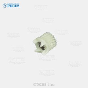 Gear 20T - (Revelado) Af- 1060 1075 2060 2075  - Mp- 5500 6500 7500 6000 7000 8000 6001 7001 8001 9001 6002 7502 9002 6503 7503 9003  - - - 0g - Unid. Revelado - Original - Original - Ricoh - 007002383