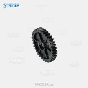 Gear 34T Negro (Revelado) Mp- 9000 1100 1350  - Pro- 906 1106 1356  - - - 0g - Unid. Revelado - Original - Original - Ricoh - 007002389