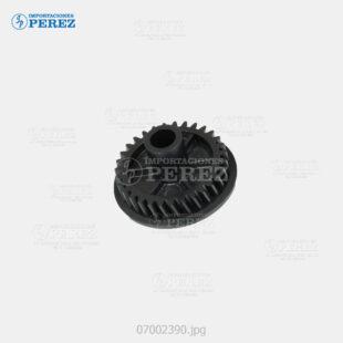 Gear 31T c cuello - (Revelado) Mp- 9000 1100 1350  - Pro- 906 1106 1356 907 1107 1357  - - - 0g - Unid. Revelado - Original - Original - Ricoh - 007002390