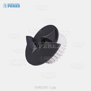 Gear 27T - (Toner) Mp- 9000 1100 1350  - Pro- 906 1106 1356 907 1107 1357 906Ex 1106Ex 1356Ex 907Ex 1107Ex 1357Ex  - - - 0g - Unid. Alimentación Toner - Original - Original - Ricoh - 007002391